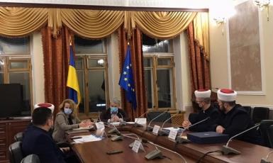 Міністр культури та голова Держслужби з етнополітики зустрілися з представниками мусульманських духовних управлінь