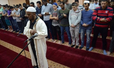 For the first time, the Muslims of Dnipro and Sumy Met the Ramadan in their own ICC
