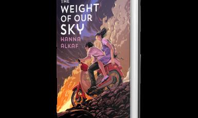 ©Lim Eng Lee/Hanna Alkaf: Ханна Алькаф номінована на престижну американську премію «Kirkus Prize»
