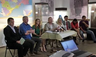 Киеве при участии ИКЦ провели публичный диалог по истории Конотопской победы 1659 года