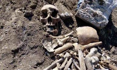 У Криму зруйноване ще одне мусульманське кладовище