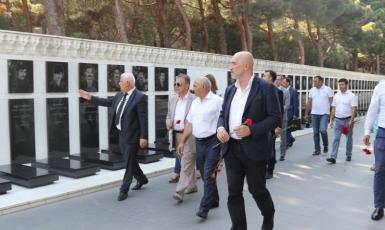 Азербайджан та Україна співпрацюють у вирішенні проблеми вимушених переселенців