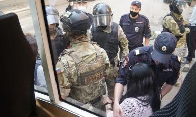 Масові затримання та викрадення підозрюваних — новий виток репресій у Криму
