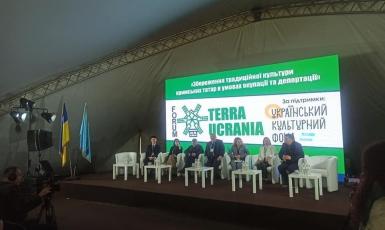 У Пирогові обговорювали шляхи збереження культури кримських татар в умовах окупації