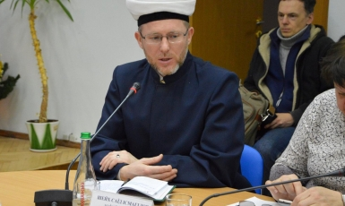 All-Ukrainian Council of Religious Unions Now Chaired by Ukrainian Muslims' Spiritual Leader