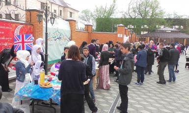 Выручку от весенней ярмарки гимназисты хотят отдать как садака в Рамадан