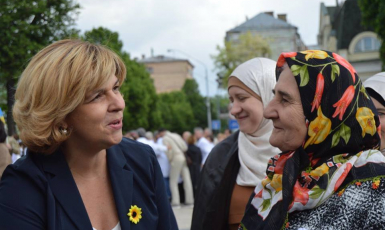 Муніра Субашич: «Ми повинні вибудовувати світ для наступних поколінь на основі правди і справедливості»