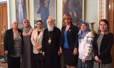 Women Activists Proposed Patriarch Filaret  to Unify Efforts to Protect Women Rights