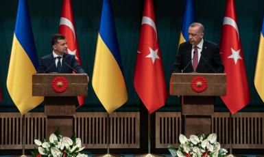 ©️сайт президента України: 07.08.2019, В.Зеленський, офіційний візит до Турецької Республіки