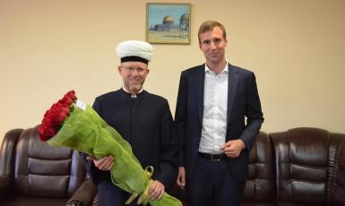 Петр Порошенко поздравил Саида Исмагилова с днем рождения