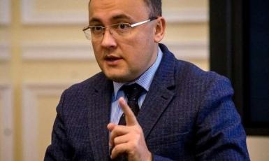 ©Главком: Василь Боднар, замглави МЗС