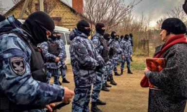 Україна висловлює рішучий протест через нову хвилю масових обшуків і затримань кримських татар
