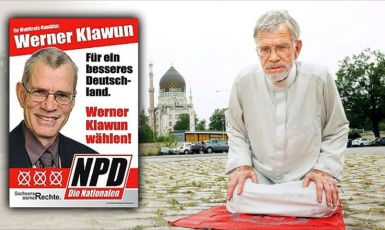 Німецький ісламофоб став мусульманином