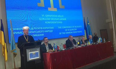 """""""Crimean Tatars are Role Models in Fraternity and Endurance Under the Russian Occupation"""" — Said Ismagilov"""
