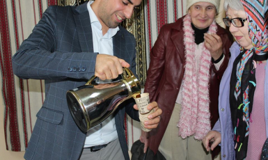 День открытых дверей в ИКЦ Львова заинтересовал и старых, и малых