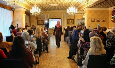 Всесвітній день хіджабу в Запоріжжі: історія дати, українські традиції, заклик протистояти ксенофобії