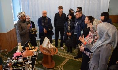 Харьковский ИКЦ «Аль-Манар» укрепляет мосты диалога с украинским обществом