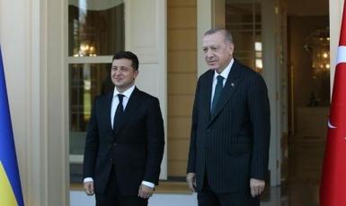Zelenskiy, Erdoğan'ın Türkçe olarak doğum gününü kutladı