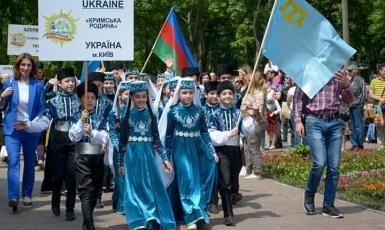 © Кримська родина: