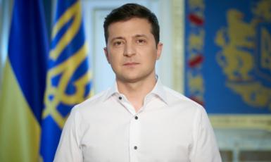 Президент Украины поздравил мусульман с праздником