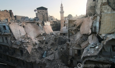 Страждання мешканців Алеппо увійшли у кожен дім — ми спостерігаємо геноцид фактично в прямому ефірі