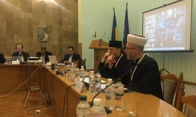 Саід Ісмагілов взяв участь у міжнародній науковій конференції