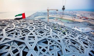 В Абу-Дабі з'явиться філія Лувру