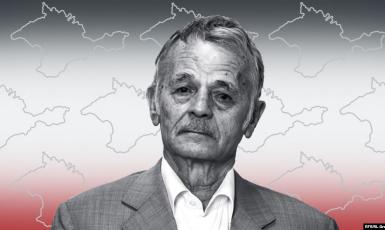 ©️Крым. Реалии: Лидер крымскотатарского народа Мустафа Джемилев