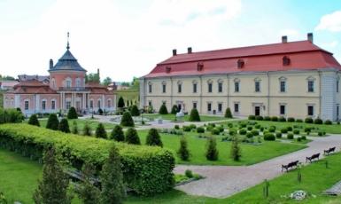 Золочевский замок на Львовщине приглашает погрузиться в атмосферу искусства мусульманского Востока