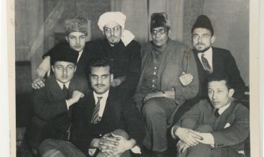 Мухаммад Асад у Пакистані