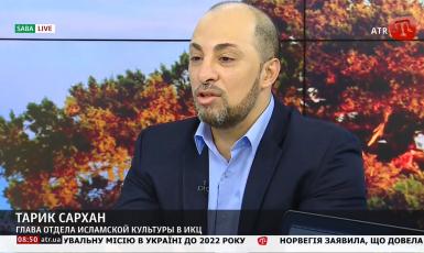 Тарік Сархан: Долаймо перешкоди на своєму шляху заради утвердження миру