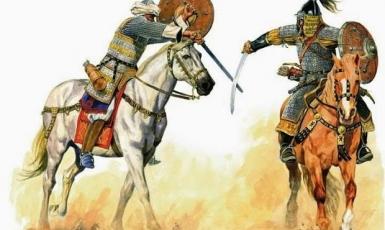 Битва мамлюків з монголами