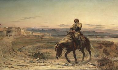 Доктор Байден під стінами Джелалабада