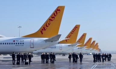 Міжнародні авіалінії України відкрили зимовий сезон запуском нового рейсу «Київ — Анкара»