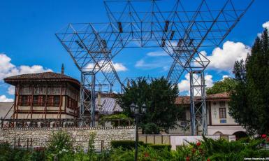 «Реставрация» Ханского дворца уничтожает его историческую и культурную аутентичность