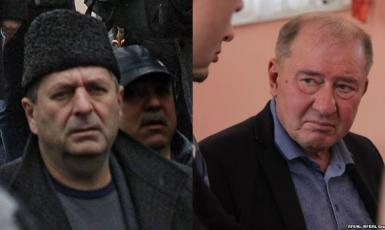 Ilmi Umerov and Ahmet Chiygoz are free!