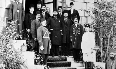 Крымский татарин - выпускник Кембриджа - яркий представитель научной элиты Османской империи