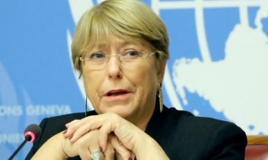 фото ООН Верховний комісар ООН з прав людини Мішель Бачелет