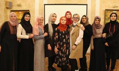 Пресс-служба ГЭСС посвятила статью благородной деятельности запорожских мусульманок