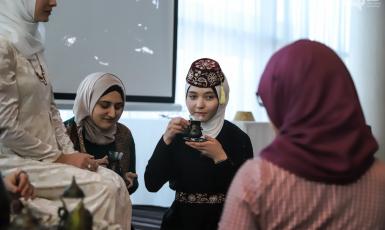 Гостья Дня хиджаба в Запорожье: «Надела его — и почувствовала, как во мне просыпается женственность»