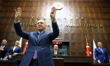 Филигранный манёвр Эрдогана