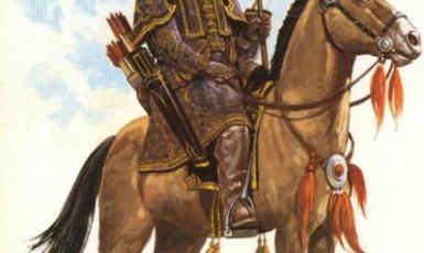 Кримський воїн