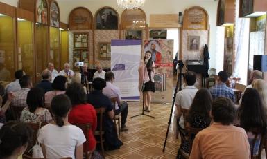 До 880-річчя Нізамі в Україні презентували український переклад поеми  «Лейла і Меджнун»