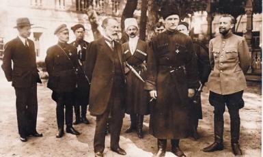 Как Украинская Держава решила проблему Крыма в 1918 году. Часть первая