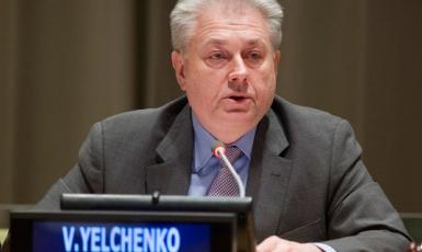 Володимир Єльченко (фото - прес-служба МЗС)