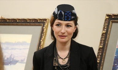 Еміне Джапарова: «Туреччина є одним з найактивніших прихильників питання Криму на міжнародній арені»
