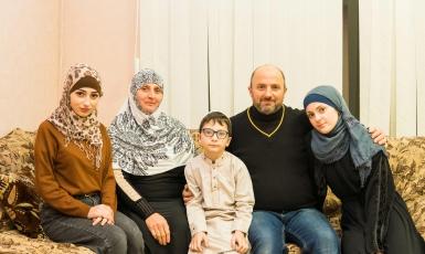 """Імам сєвєродонецької мечеті - в спецпроєкті """"Релігія єднає"""""""