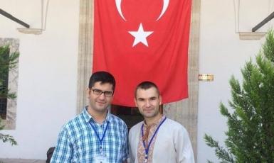 Заложен краеугольный камень сотрудничества между Стамбульским фондом науки и культуры и университетом Переяслава