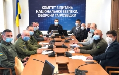 UKRAINIAN MUSLIMS' MILITARY CHAPLAINS JOIN TO DRAFTING THE MILITARY CHAPLAINCY LAW OF UKRAINE