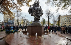 У Харкові відкрили сквер на честь дружби України, Казахстану та Азербайджану